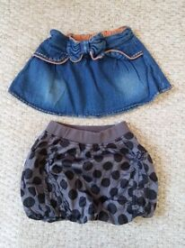 Girls size 18-24 months or 2 yrs clothes in good used condition £1 per picture