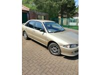 Proton Wira 1500cc 5 door low mileage No MOT
