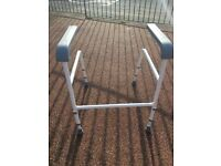 NRS Free standing toilet frame