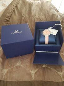 Ladies Swarovski watch. Brand new