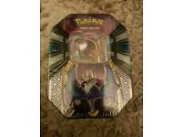 POKEMON TRADING CARDS NEW IN TIN