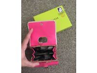 Pink, small, Ted Baker Purse