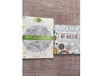 FREE Colouring books mindfulness
