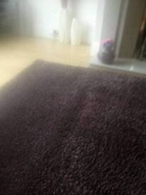 Large good quality rug from The Rug Store. NE Collection