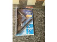 SPUR - Modern Glass Shelf 20 Cm x 8 Cm