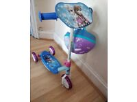 Nice scooter for girl with helmet only 12 pound smoke and pet free house queensbury