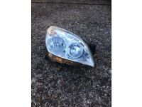 Astra h 2008 drivers headlight vgc 07594145438