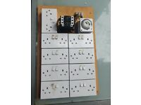 Hydroponics Switch Board Electrical Circuit Board Switch Box