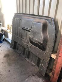 Ford transit mk6 mk7 bulk head