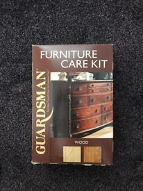 Guardsman Furniture care
