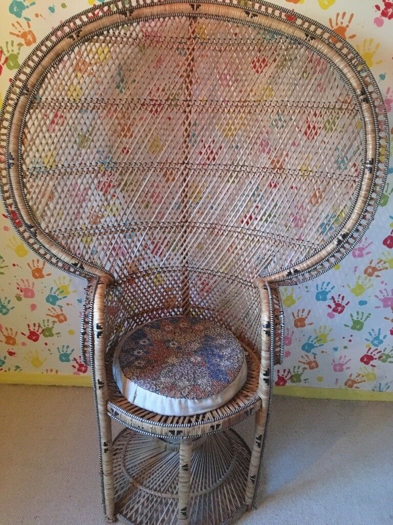 Wicker Chair 70 S In Cheltenham Gloucestershire Gumtree