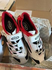 North wave sonic SRS road bike shoes