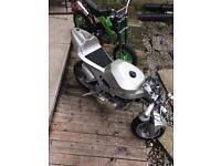 MIDI moto and dirt bike