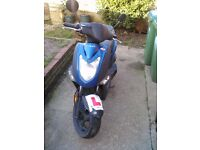 Kymco Agility 125cc £775 open to offers and to negotiate
