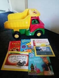 Children Toys & Books
