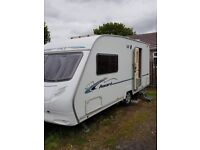 2 berth, Swift Brightstar Touring Caravan for sale