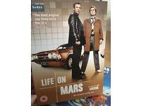 Life On Mars DVD series 1