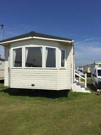 Static caravan 2 bedroom