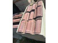 Sand toft Pan tiles