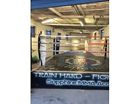 Kickboxing / boxing / & fitness / pad work