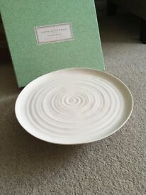 Portmeirion Footed Cake Plate