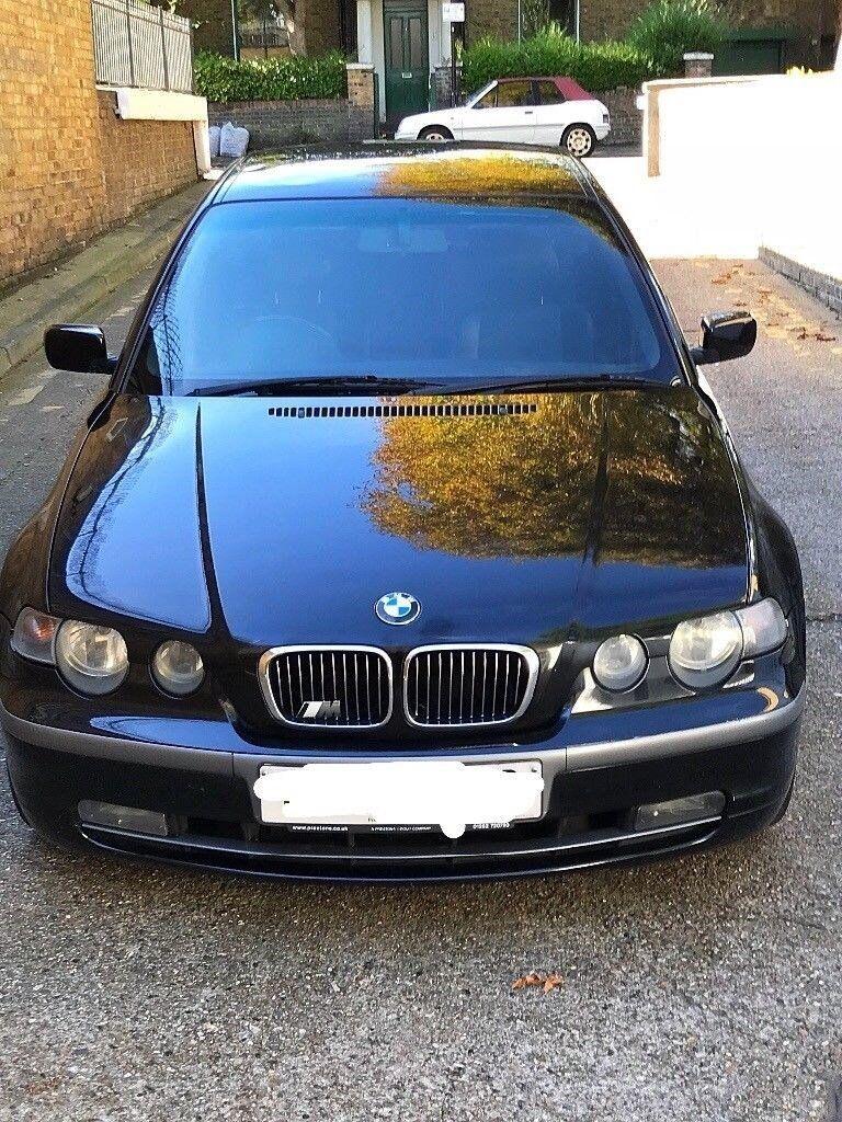 Beautiful example of BMW 325ti