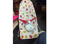 Colourful Baby Bouncer