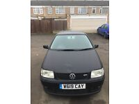 polo gti mechanically perfect with low mileage