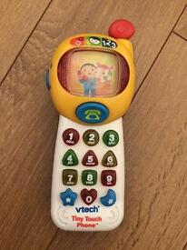 Tomy Tiny Touch phone