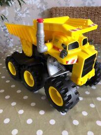 Rocky Robot Dump Truck (Mattel)