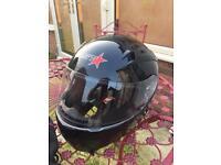 RST crash helmet size S