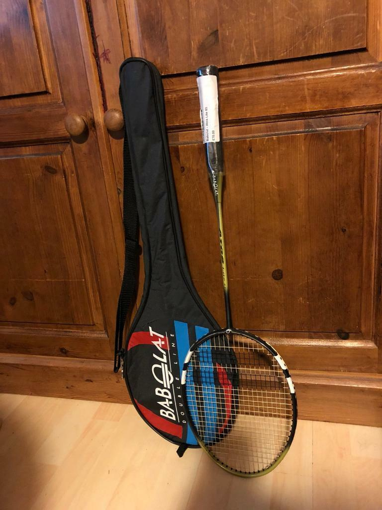 Babolat badminton racket. Autos Lite 85.