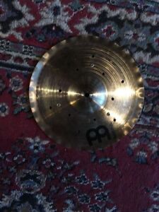 Used Meinl Generation X Filter China Cymbals 12