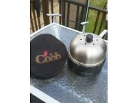 Cob bbq, self contained barbecue cooking system