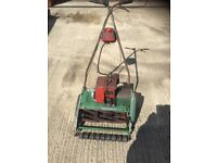 Suffolk punch lawnmower parts or repair