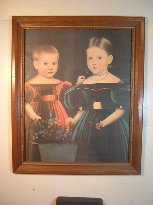 1903 PHOTOLITHOGRAPHY GIFT GIVEN 12-25-1903 SIGNED  AUNT THERESA  16