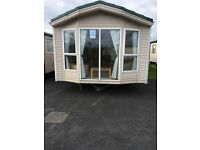 Willerby Winchester static caravan for sale in immaculate condition