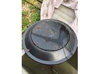 Aereated bottom drain dome x 4