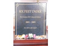 Six Feet Under Box Set, Series 1 – 5