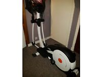 Kettler electronic elliptical/cross trainer