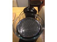 Tower halogen oven barely used £20