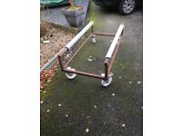 Jetski dolly trolley ideal winter storage