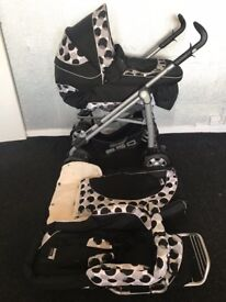 BABY LUX PRAM FOR SALE