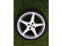 Mullins Alloy wheel 17 inch