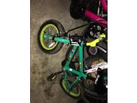 "Apollo Marvin the Monkey Kids Bike - 12"" Wheel"