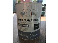 Annie Sloan chalk paint - 1 Litre in Graphite