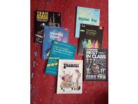 Begginer Cornet/Trumpet music books