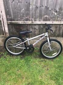 APOLLO XC20 BMX BIKE, FULLY WORKING, USED CONDITION WITH SOME MINOR RUST, good to go