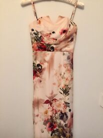 Ted Baker dress, size 10.