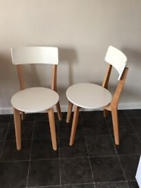 chairs x 4 for sale